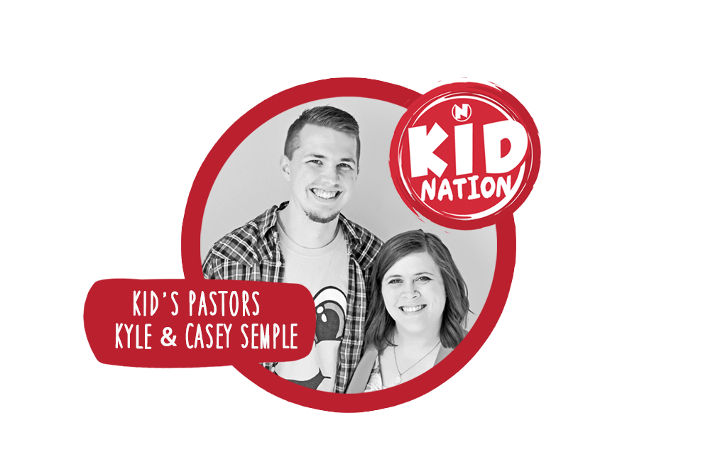 Kid Nation, Kyle & Casey Semple, Nations Church