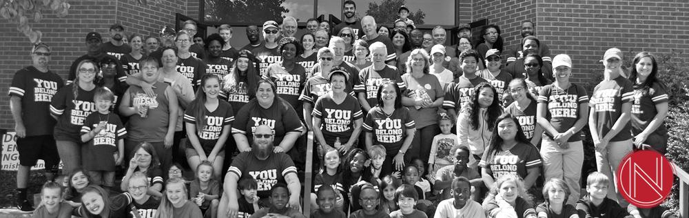Nations Church Serve Day 2017 Group Photo, Athens, GA