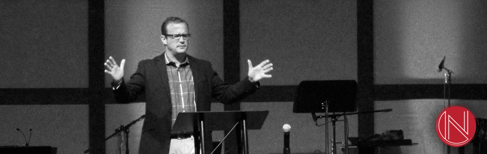 Lead Pastor, Mike Holt, Nations Church