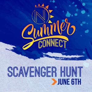 June Summer Connect, Scavenger Hunt, Nations Church, Athens GA