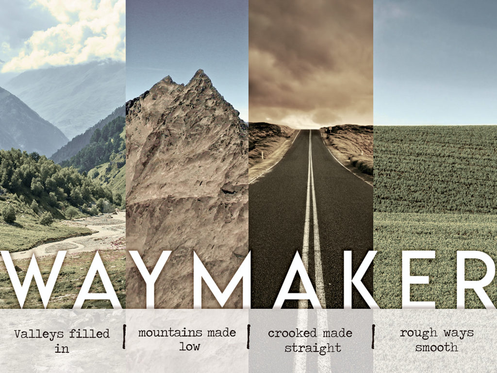 Waymaker Series Nations Church