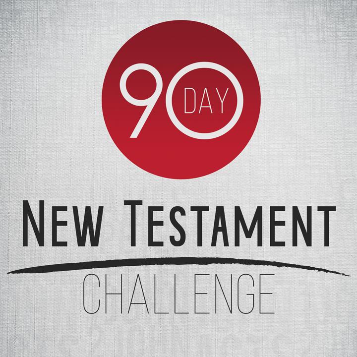 90 Day New Testament Challenge